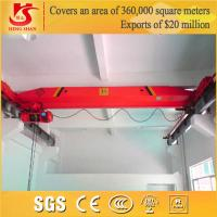 Buy cheap Workstation Lifting Crane Electric Single Girder Crane from wholesalers