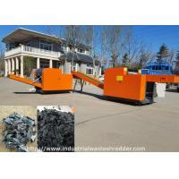 Buy cheap Waste Clothes Rag Cutting Machine Textile Crusher Twisted Knife Power Saving from wholesalers