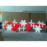 Buy cheap LED Street Motif Lights, Street Decoration Light from wholesalers