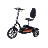 Buy cheap 48v/500w Three Wheels Electric Mobility Scooter with CE Certificate from wholesalers