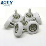 Buy cheap M6x26x8mm 626ZZ bearing roller office equipment sliding drawer wheel C10L11 from wholesalers