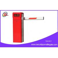 Buy cheap Automatic Boom Vehicle Barrier Gate Car Parking Road Barrier With Remote Control from wholesalers