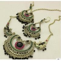 Buy cheap Bohemia folk style fashion jewelry set from wholesalers