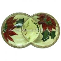 Buy cheap Ceramic_Tableware_Christmas Condiment Bowl (W810C080813) from wholesalers
