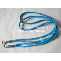 Buy cheap Wholesale Bungee Cord Woven Lanyard from wholesalers