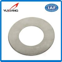 Buy cheap Axial Magnetization Samarium Cobalt Ring Magnets Decay Resistance For Sensors from wholesalers