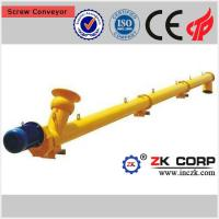 Buy cheap Stainless Steel Spiral Screw Conveyor for Mining Process for Sale product