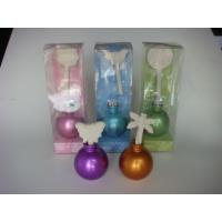 Buy cheap Ceramic Home Jasmine Reed Diffuser With 100ml Perfume Oil from wholesalers
