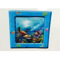 Buy cheap OEM Lenticular 3D Refrigerator Magnetst Photo Frames With Ocean product