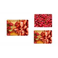 Buy cheap Plastic Colorful 3d Printing Place Mat Lenticular Flip For Kitchen Table from wholesalers