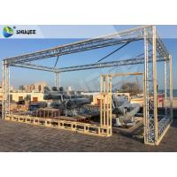 Buy cheap Low energy Electronic 5D Theater System With Precise Position Control product