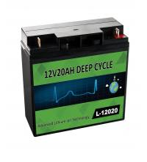 Buy cheap LJY 12V20Ah LiFePO4 Battery pack for Solar Street LED Light golf trolley from wholesalers