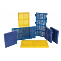 Buy cheap 305x305mm Dewatering Pu Screen Mesh For Coal from wholesalers
