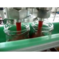 Buy cheap Linear / Rotary Automatic Liquid Filling Machine Washing Filling Capping Machine from wholesalers