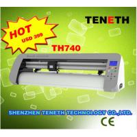 "Buy cheap Shenzhen TENETH factory offer 24"" cutter plotter with optical eye model TH740L from wholesalers"