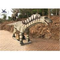Buy cheap Large Jurassic Dinosaur Large Resin Animal Statues , Amargasaurus Dinosaur Garden Art  product