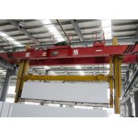 Buy cheap Sand / Cement AAC Block Cutting Machine Aerial Turnover Hanger from wholesalers