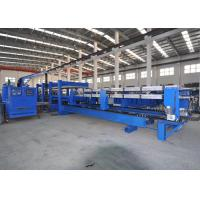 Buy cheap Simple Type Color Steel PU Sandwich Panel Machine For Insulated Roof / Cold Room from wholesalers