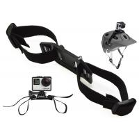 Buy cheap Action Camera Mounts Vented Helmet Strap Mounts for Gopro Hero 4S Hero 4 from wholesalers