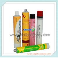 Buy cheap Printed Aluminum pharmaceutical tubes from wholesalers