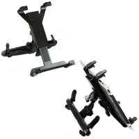 Buy cheap Portable Ipad Stand Holder Mount / Headrest Mount For Tablet PC from wholesalers
