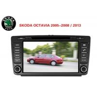 Buy cheap Wholesale Touch Screen Car DVD Player GPS Navigation for Skoda Octavia 2005-2014 Different Model Series product