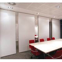 Buy cheap Customized Acoustic Sliding Folding Partitions / Meeting Room Divider Wall from wholesalers