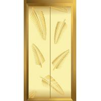 Buy cheap Stainless Steel Etching Design Sheet for Elevator Wall Door Building Decoration from wholesalers