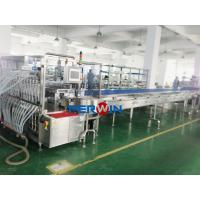 China Small Volume Solid Air Freshener Filling And Capping Production Line on sale