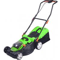 Buy cheap Garden lawn mower with certificates - new design 3500rpm  - high level  - 38 cm from wholesalers