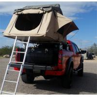 Buy cheap Popular Automatic 4 Person Roof Top Tent Car Sunscreen Leak Proof Camping product