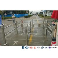 Buy cheap Club Portable Swing Barrier Gate Mechanism Electronic With Direction Indicator product