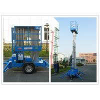 Buy cheap Aluminium Alloy Mobile Elevating Work Platform 10 Meter Hydraulic Lift Platform from wholesalers