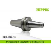 Precision Threading Tool Holder M12 Clamp Screw Hole MAS BT40 Standard