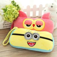 Buy cheap Personalized Cartoon Plush Disney Owl Pencil Case with Zipper product