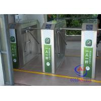 Buy cheap Bidirectional all electric mechanical Tripod Turnstile Gate for scenic spot school station from wholesalers