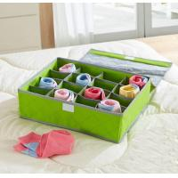 Buy cheap Drawer Dividers Closet Organizers Socks Storage Boxes With Lid from wholesalers