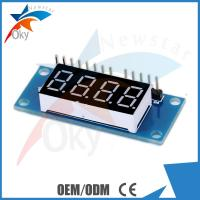Buy cheap 4 Bits Digital Tube LED Display Module With Clock Display TM1637 from wholesalers