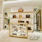 Buy cheap Custom Fashion Handbag Display Racks from wholesalers