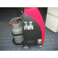 Buy cheap Semi Automatic R134a Refrigerant AC Gas Recycling Machine , 220v 1200g/min from wholesalers