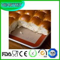 Buy cheap Fiberglass+Silicone Material Customized Non-Stick Silicone Baking Mat Extra Large from wholesalers