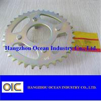 Buy cheap professional Motorcycle Sprockets from wholesalers