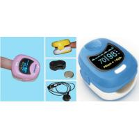 Buy cheap children Pulse Oximeter,Mini,SpO2 value display,color OLED,Interior Battery, BF, CE approved,CMS 50QB from wholesalers