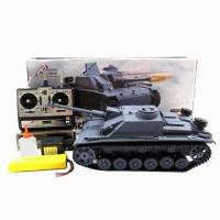 Buy cheap 1/16 R/C Stug Ausf F/8 8 Series III Battle Tank with Sound and Smoke Functions from wholesalers