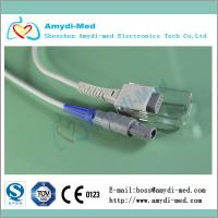 Buy cheap Factory supply CSI SpO2 adapter cable, Lemo 5pin to DB9 female,SpO2 Extension cable product