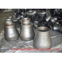 Buy cheap ASME B16.9 Butt Weld Pipe Fitting Seamless Eccentric Reducer from wholesalers