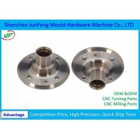 Alloy CNC Machine Parts , Customized CNC Turning Machine Parts