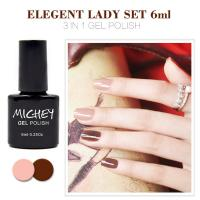 Buy cheap changing color nail polish ,high quality factory price uv gel polish from wholesalers