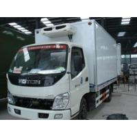 Buy cheap Foton 3 Tons mini refrigerated van trucks from wholesalers