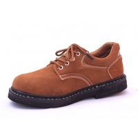 Buy cheap Solid Bottom Tire Bottom Anti Smashing Anti Stab Welding Safety Shoes Wear from wholesalers